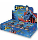 DC SUPERMAN THE LEGEND - SEALED 12 BOX CASE * FREE SHIPPING * SC