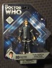 2012 DOCTOR WHO 5 Action Figure MOC Tenth Doctor in Blue Suit w Glasses