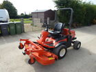 KUBOTA F3680 OUT FRONT ROTARY MOWER 2010 WITH NEW SHOP SOLED DECK SIDE DISCHARGE