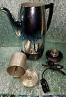 Vintage Westinghouse 10 Cup Electric Percolator PE 552