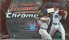 2000 BOWMAN CHROME BASEBALL FACTORY SEALED BOX AUTOGRAPH'S ROOKIE CARDS