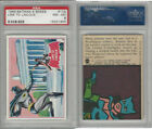1966 Topps, Batman A Series, #17A Link to Lincoln, PSA 8 NMMT