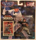 2000 Starting Lineup Kevin Millwood Extended Series Figure New Hasbro