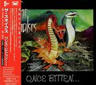THE SNAKES Once Bitten ... +2 JAPAN CD OBI PCCY-01271 Jorn Whitesnake TNT