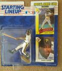 Starting Lineup 1993 Sluggers Edition Barry Bonds Pittsburgh Pirates
