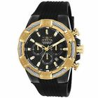 Invicta Bolt Stainless Steel Case Men's Watch, NO TAX, 100M Water Resistance