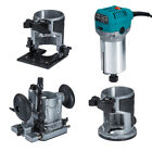 Electric Laminate Hand Trimmer Router Compact Kit Plunge  Tilt Base for Makita
