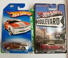 HOT WHEELS 2010 SUPER TREASURE HUNT CAMARO CONCEPT 11 BOULEVARD CAMARO CONCEPT