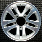 Suzuki Grand Vitara Machined w Silver Pockets 16 OEM Wheel 2004 2006