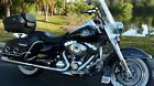 2009 Harley Davidson Touring 2009 ROAD KING CLASSIC THOUSANDS IN UPGRADES LOW MILES WORLDWIDE SHIPPING