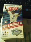 TOPPS 2011 BASEBALL SERIES ONE BOX 2 PACKS BLACK BACKGROUND PARALLEL CARDS PLUS!