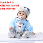 Beautiful Reborn Doll Jacob Dog Pattern Clothes True to Life Gift Packaging 22