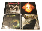 4 CHRISTIAN CLASSIC METAL CDs *(NEW CD) BLISSED, TITANIC, MENCHEN, SIN DIZZY.  F