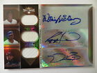 2011 TOPPS TRIPLE THREADS AUTOGRAPH AUTO WILLIE MCCOVEY RYAN HOWARD FIELDER 27