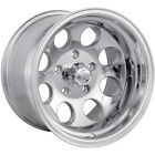 15x8 Polished Alloy Ion Style 171 5x55 27 Wheels Dynapro MT 235 75 15 Tires