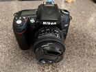 Nikon D D90 123MP SLR with 24mm f28 Sigma lens