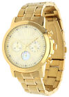 Tom Tailor Women Watch Chronograph gold 5416402