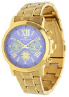 Tom Tailor Women Watch Chronograph gold 5416403