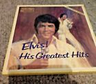 BRAND NEW Elvis His Greatest Hits RCA Readers Digest 7 LP Box Set 1983 Vintage