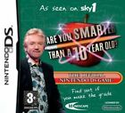 Nintendo DS Spiel - Are You Smarter Than a 10 Year Old? mit OVP