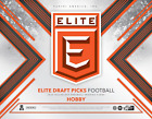 2018 PANINI ELITE DRAFT HOBBY FOOTBALL - 2 BOX LOT