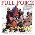 Full Force - Legendary - New Factory Sealed CD