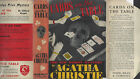 AGATHA CHRISTIE CARDS ON THE TABLE 1ST 1937 w DJ RARE
