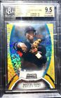 2011 Bowman Sterling Gold Canary Superfractor Miguel Sano 1 1 BGS 9.5 Non Auto