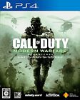 Used PS4 Call of Duty Modern Warfare Remastered Japan Import