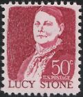 RJames US 1293 Lucy Stone single Prominent Americans MNH F VF