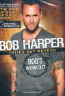 Bob Harper Inside Out Method Bobs Workout DVD 2010 Brand New Sealed