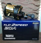 Shimano TLD 20A 2-Speed Multirolle