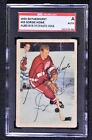Gordie Howe Cards, Rookie Card Info and Autographed Memorabilia Guide 17