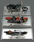 Harley Davidson Die Cast Collectible El Knucklehead Dyna Low Rider  1909 Twin5D