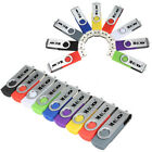 MECO Lot 5 10Pcs 8GB 8G USB 20 Flash Memory Drive Thumb Stick Pen U Disk