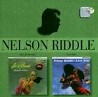 Nelson Riddle - Sea of Dreams/Love Tide - Nelson Riddle CD 8QVG The Fast Free