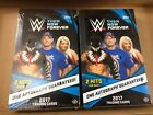 2017 Topps WWE WRESTLING THEN NOW & FOREVER FACTORY SEALED HOBBY BOX LOT OF 2