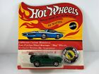 Hot Wheels Redline MIGHTY MAVERICK Green BLISTER Blisterpack Carded NICE