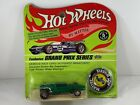 Hot Wheels Redline INDY EAGLE Green BLISTER BP Carded Super Early NO DECAL