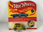 Hot Wheels Redline CLASSIC 32 FORD VICKY True Yellow BLISTER BP Carded TOUGH