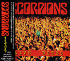 SCORPIONS Live Bites FIRST JAPAN CD OBI PHCR-1342 Herman Rarebell