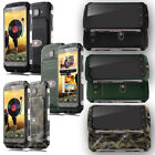 "Unlocked SHOCKPROOF 5.0"" Mobile Smatphone Quad Core Dual SIM Android Cell Phone"