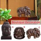 Wooden Carving Blessing Buddha Statue Sculpture Arts Crafts Decoration Gifts