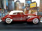 1937 Cord Phaeton 812 118th scale die cast Signature Models EL 1936 810 Model
