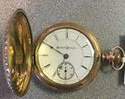 Hampden 17J New Railway Pocket Watch