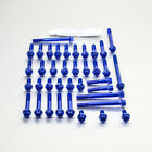 Pro-Bolt ALU Engine Bolt Kit - Blue EKTM300HXRBE KTM 950 Super Enduro R 07+