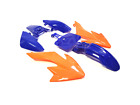 DIRT PIT BIKE PLASTICS KIT FENDER FOR HONDA XR50 CRF50 50CC SSR SDG BLUE ORANGE
