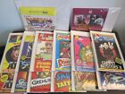 Vintage Empty Trading Card Box Lot 14 Boxes Alf Gremlins Simpsons Superman Topps