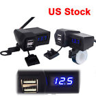 Waterproof Cell Phone USB Charger For Honda VT Shadow Spirit Deluxe 600 750 1100