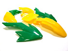 DIRT PIT BIKE PLASTICS KIT FENDER FOR HONDA XR50 CRF50 50CC SSR SDG YELLOW GREEN